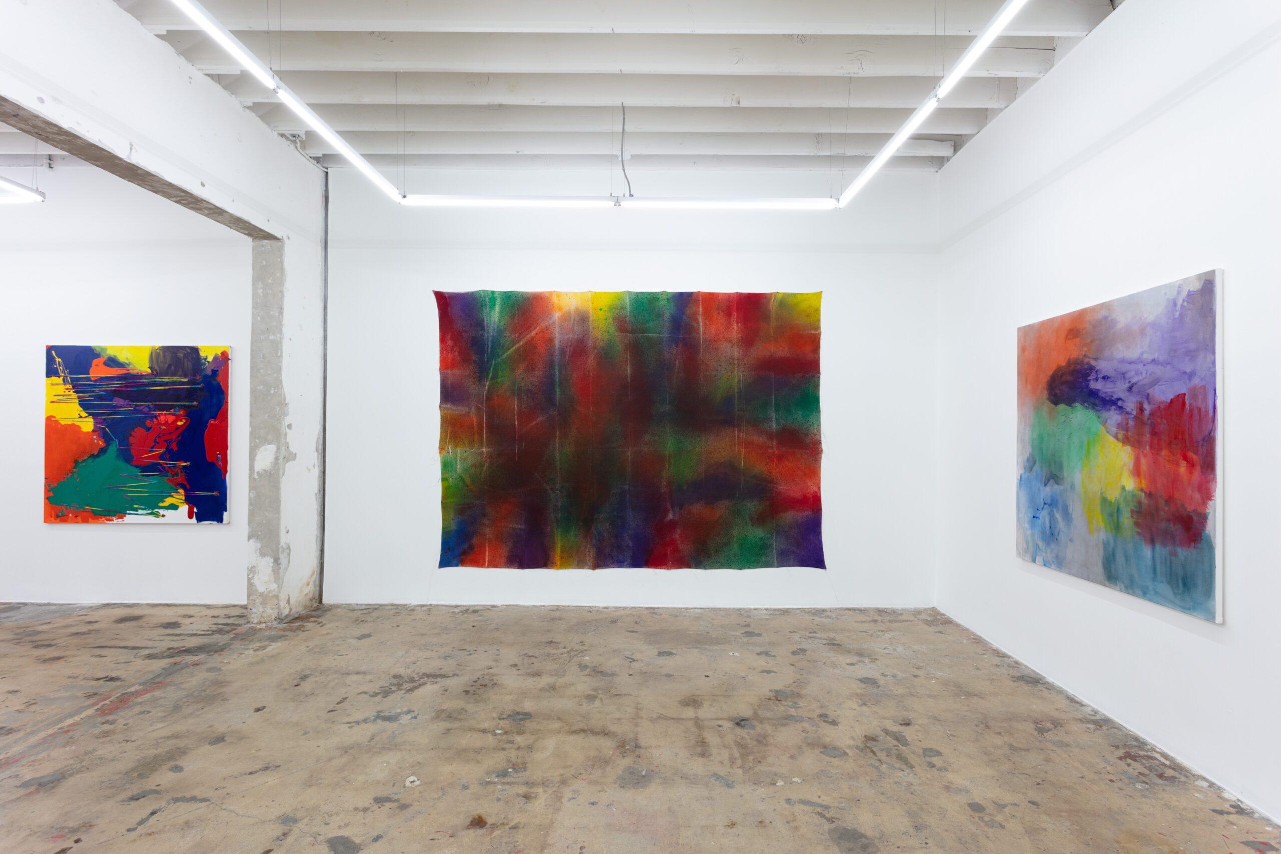 Rochelle Feinstien, Freedonia! Installation View