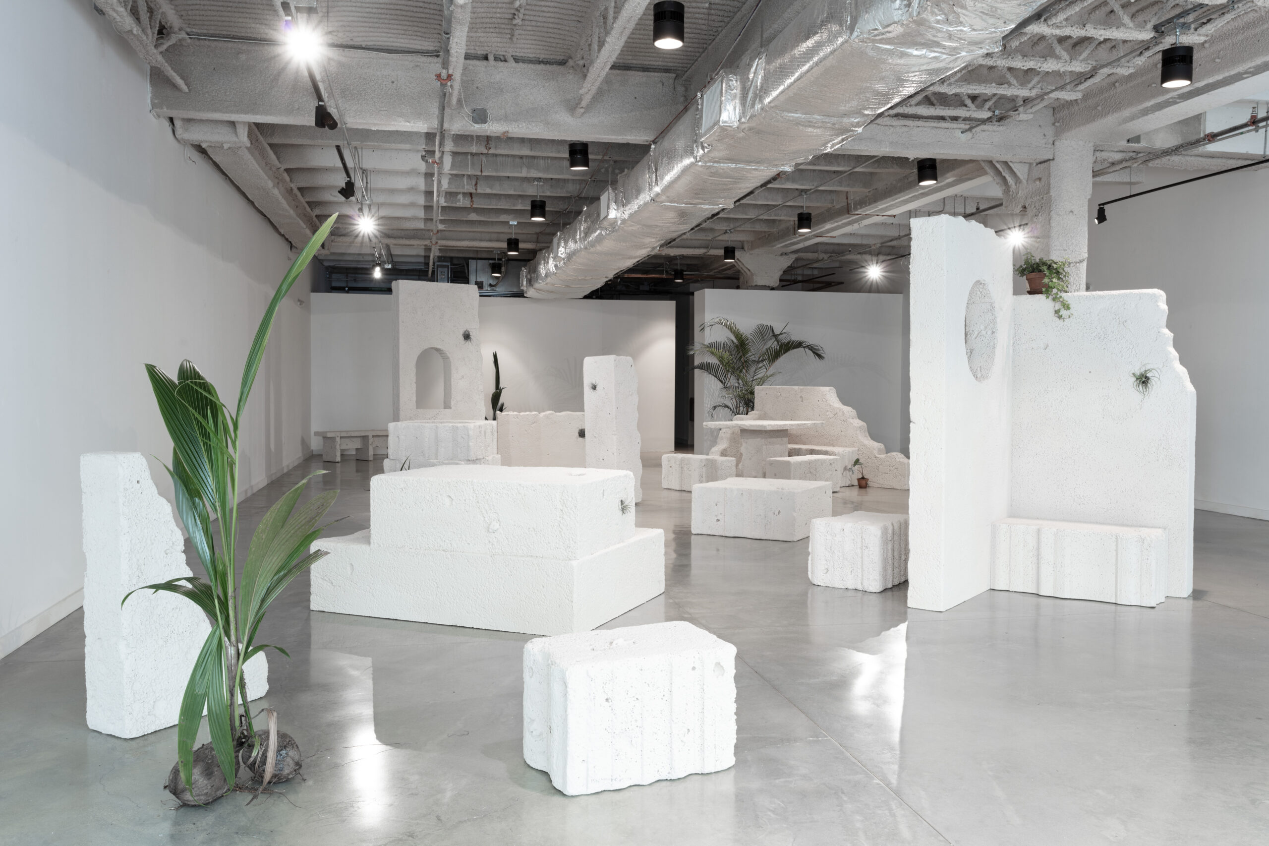 Emmett Moore, The Grotto, installation view