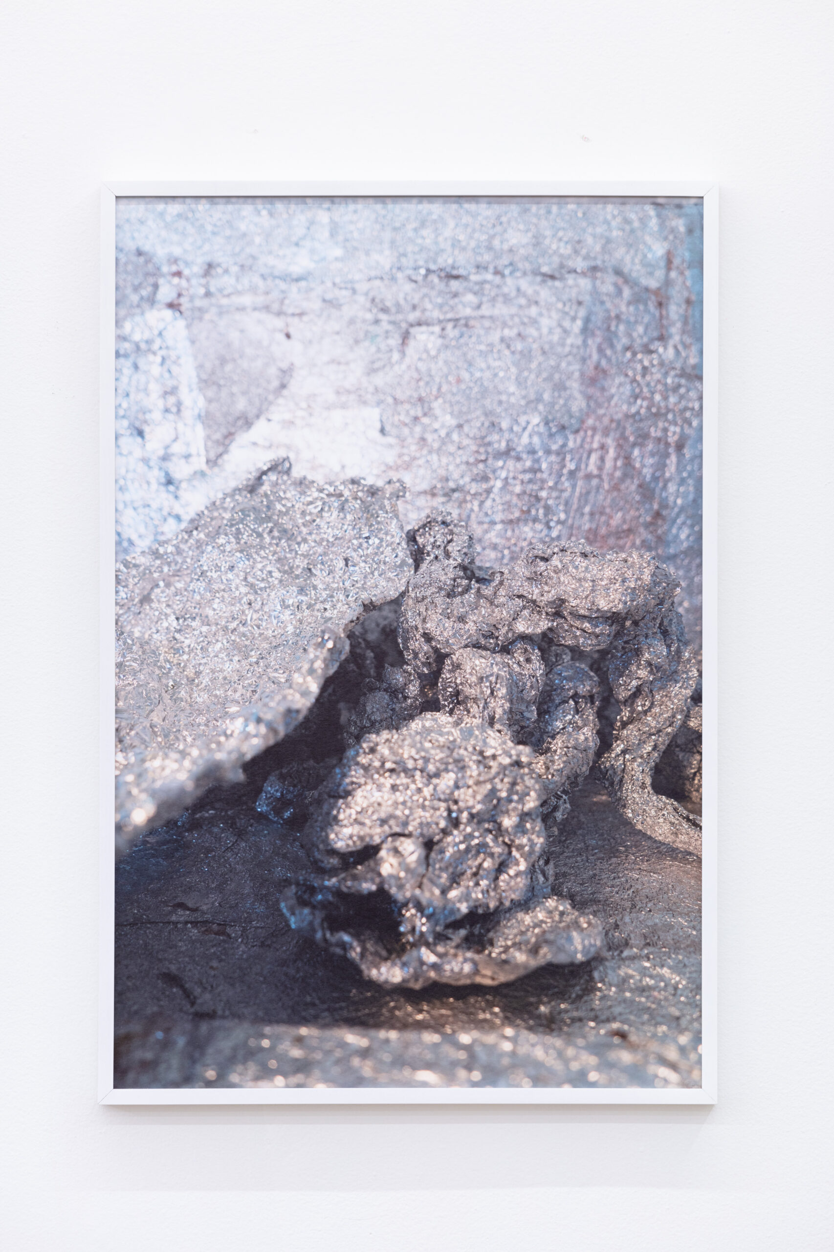 Anna Betbeze, Stage (Collapsed), 2021, framed archival print, 30.5 x 20.5 in. Ed. 2