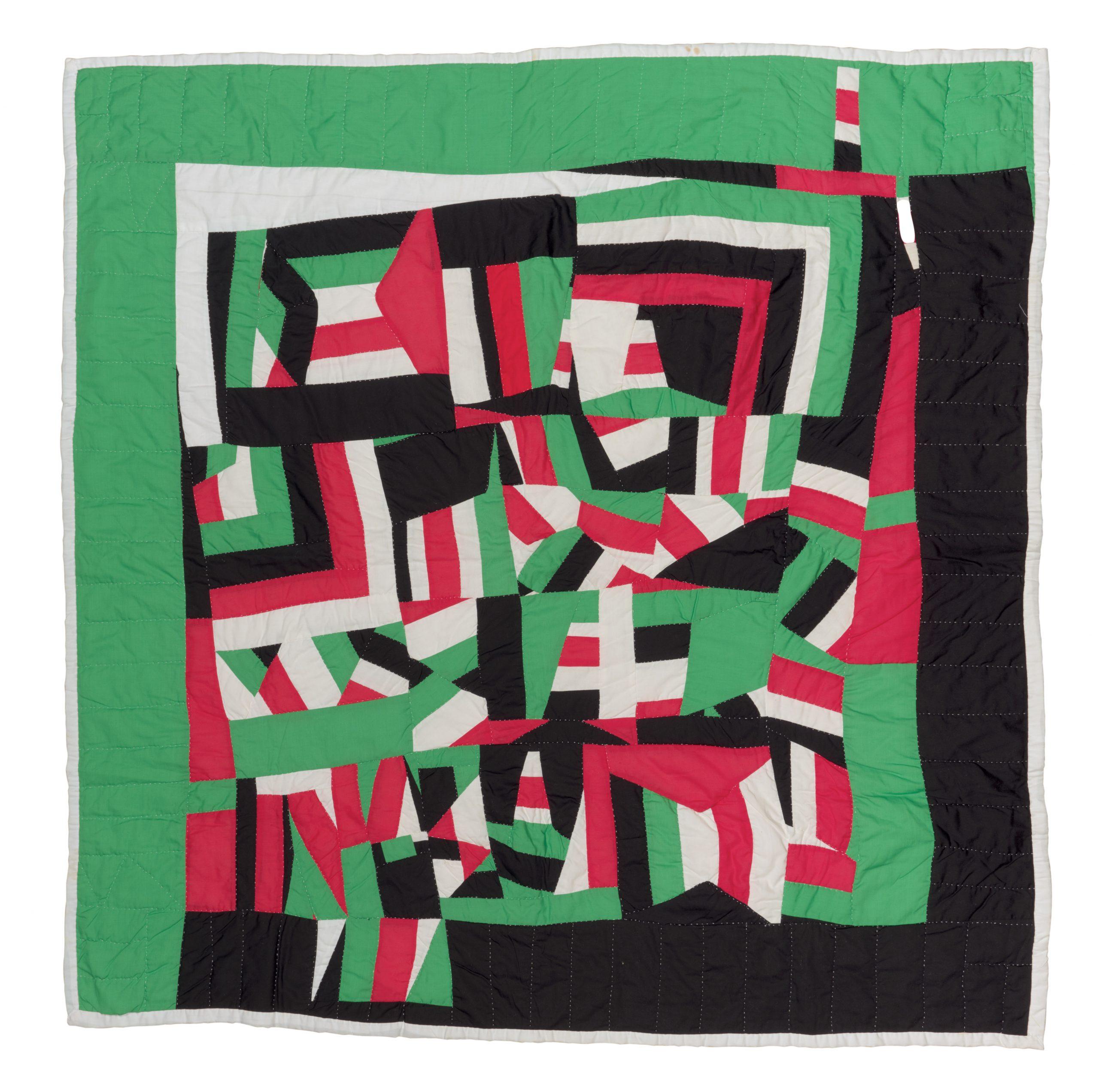 Marlene Bennett Jones quilt at Nina Johnson