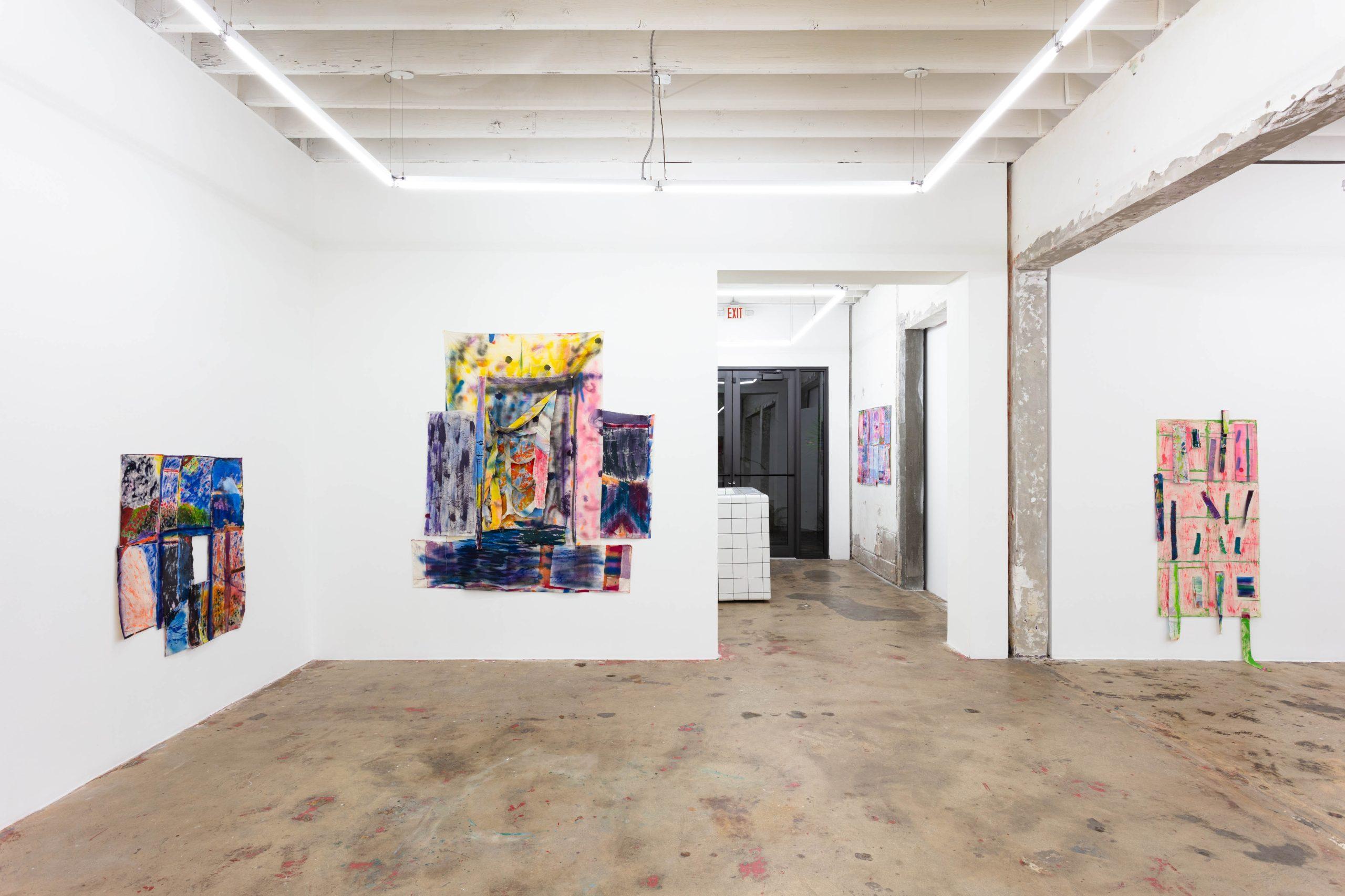 Brianne Garcia, Precarious Arrangements, Nina Johnson